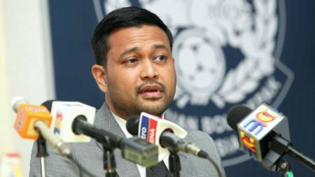 Federasi Sepak Bola Malaysia (FAM) tampaknya benar-benar serius untuk mengajukan diri sebagai tuan rumah Piala Dunia 2034. - INDOSPORT