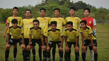 Skuat Futsal Universitas Indonesia. - INDOSPORT