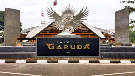 Theater Garuda venue cabor Kabaddi Asian Games 2018 - INDOSPORT