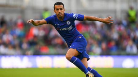 Pedro Rodriguez, perpanjang kontraknya di Chelsea. - INDOSPORT