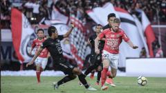 Indosport - Bali United berhasil menundukan PSIS Semarang dengan skor 2-0.