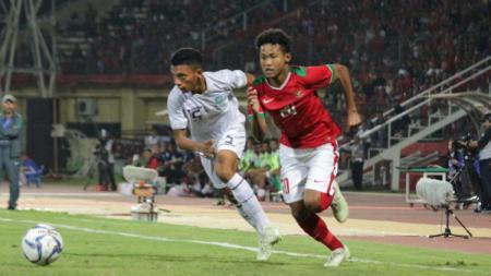 Timnas Indonesia U-16 vs Timor Leste U-16 - INDOSPORT