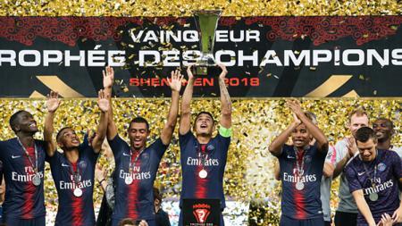 Paris Saint-Germain juara Piala Super Prancis - INDOSPORT