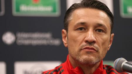Pelatih Bayern Munchen, Niko Kovac, turut prihatin dengan pemecatan pemainnya dari Timnas Jerman. - INDOSPORT