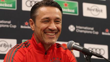 Eks pelatih Bayern Munchen, Niko Kovac dikabarkan tengah mengadakan pertemuan dengan raksasa Liga Inggris, Arsenal. - INDOSPORT