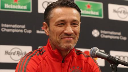 Pelatih Bayern Munchen, Niko Kovac, mengaku tidak terlalu mempedulikan kritik yang dilontarkan oleh Karl-Heinz Rummenigge. - INDOSPORT