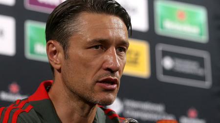 Niko Kovac mengaku kesal melihat hasil imbang yang diperoleh Bayern Munchen ketika melawan Augsburg di Bundesliga Jerman. - INDOSPORT