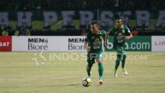 Indosport - Oktafianus Fernando, winger Persebaya Surabaya.