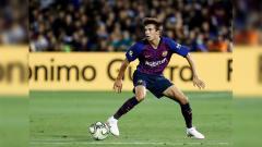 Indosport - Pemain Jebolan Akademi Barcelona Diusir Karena Hina Lionel Messi?
