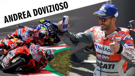 Andrea Dovizioso juara MotoGP Ceko - INDOSPORT