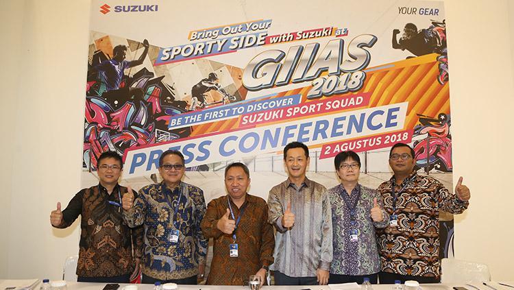 Suzuki GIIAS. Copyright: Suzuki