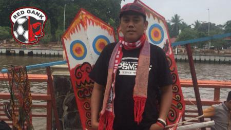 Sul Dg. Kulle, Presiden Red Gank. - INDOSPORT