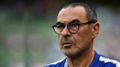 Indosport - Mauruzio Sarri, pelatih Chelsea.