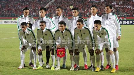 Skuat Timnas Indonesia U16. - INDOSPORT