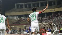 Indosport - Tepat dua tahun lalu, wonderkid sepak bola Tanah Air, Amiruddin Bagus Kahfi Al-Fikri menjadi top skorer di ajang Piala AFF U-16 2018.