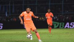 Indosport - Renan da Silva, bintang Persija Jakarta.