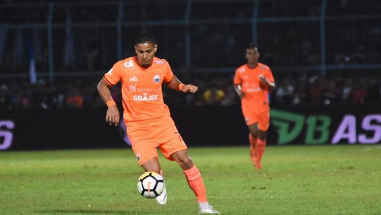 Renan da Silva bintang baru Persija Jakarta Copyright: Jawapos