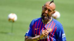 Indosport - Inter Milan menemukan cara baru untuk memboyong Arturo Vidal dari Barcelona