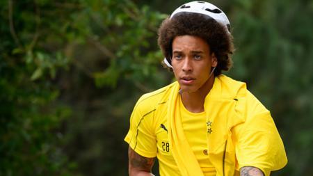 Axel Witsel rekrutan terbaru Borussia Dortmund - INDOSPORT
