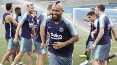 Indosport - Klub sepak bola LaLiga Spanyol, Barcelona, masih menggantung nasib Arturo Vidal jelang dibukanya bursa transfer musim dingin, Januari mendatang.
