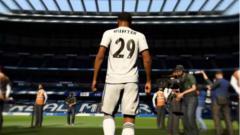 Indosport - Karakter fiktif gim FIFA 19, Alex Hunter, bergabung dengan Real Madrid.