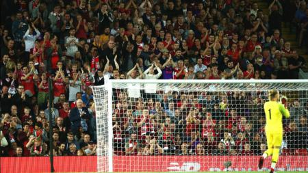 Loris Karius akan kembali ke Liverpool pada Januari 2020 usai Besiktas ingin memotong masa peminjamannya - INDOSPORT