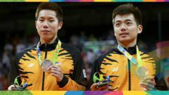 Indosport - Pasangan Ganda Putra Malaysia, Goh V Shem/Tan Wee Kiong