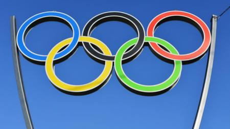 Logo Komite Olimpiade Internasional - INDOSPORT