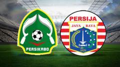 Indosport - Persikabo Bogor vs Persija Jakarta.