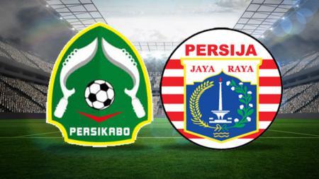 Persikabo Bogor vs Persija Jakarta. - INDOSPORT