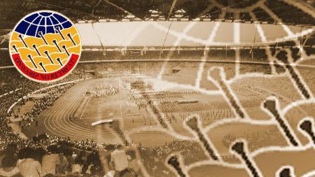 Pesta Olahraga Negara-Negara Berkembang. - INDOSPORT