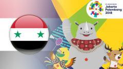 Indosport - Suriah Asian Games 2018.