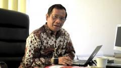 Indosport - Mahfud MD