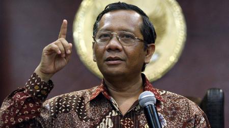 Calon kuat pendamping Joko Widodo pada Pilpres 2019, Mahfud Md. - INDOSPORT