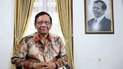 Indosport - Menkopolhukam Mahfud MD mengumumkan keberhasilan Satgas Madago Raya menembak mati teroris pimpinan Mujahidin Indonesia Timur (MIT) Ali Kalora.