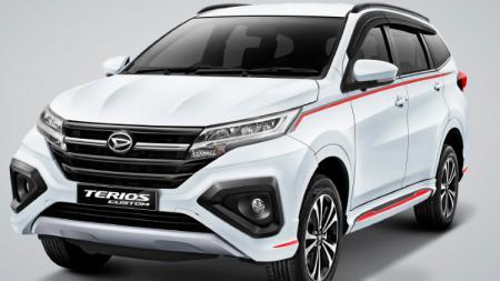 Daihatsu All New Terios yang diluncurkan di GIIAS 2018. - INDOSPORT