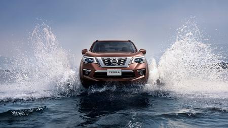 The New Nissan Tera. - INDOSPORT
