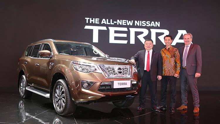 The New Nissan Terra. Copyright: PT Nissan Motor Indonesia
