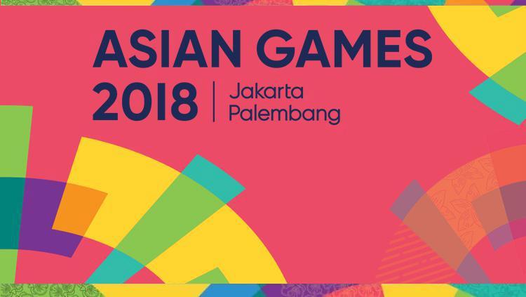 Logo Asian Games 2018. Copyright: INDOSPORT