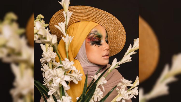 Chacha Federica bergaya maskot Asian Games 2018. Copyright: Instagram