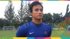 Indosport - Muhammad Ridho gagal perkuat Timnas di Asian Games 2018.