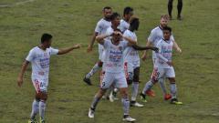 Indosport - Ilija spasojevic sudah mulai ikut berlatih bersama Bali United.
