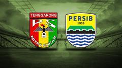 Indosport - Mitra Kukar vs Persib Bandung.