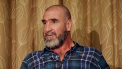 Indosport - Legenda Manchester United, Eric Cantona.