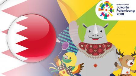 Bahrain Asian Games 2018. - INDOSPORT