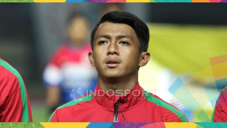 Febri Hariyadi saat membela Timnas Indonesia Copyright: INDOSPORT