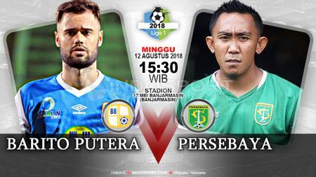Barito Putera vs Persebaya Surabaya (Prediksi) - INDOSPORT