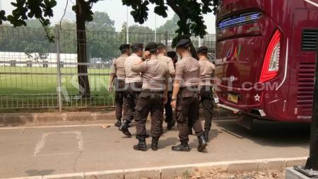 Ilustrasi penangkapan oleh polisi - INDOSPORT