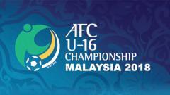 Indosport - Logo Piala Asia U-16 2018.