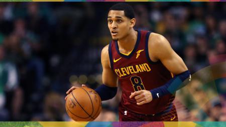 Jordan Clarkson, pemain Cleveland Cavaliers yang berdarah Filipina-AS, batal tampil di Asian Games 2018. - INDOSPORT